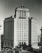 image of the mark hopkins hotel