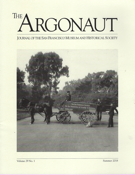 argonaut cover summer 2018